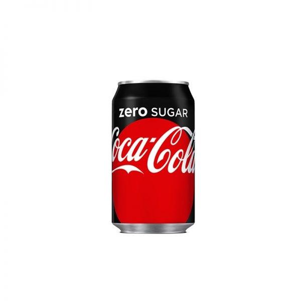 Coca-Cola Zero кен 330 мл