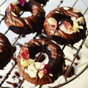almond-donut